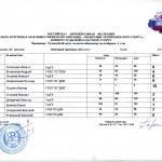 Итоговый протокол Чемпионат 17-1
