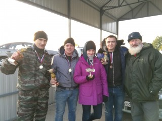 Победители этапов Чемпионата и Первенства по автомобильному многоборью